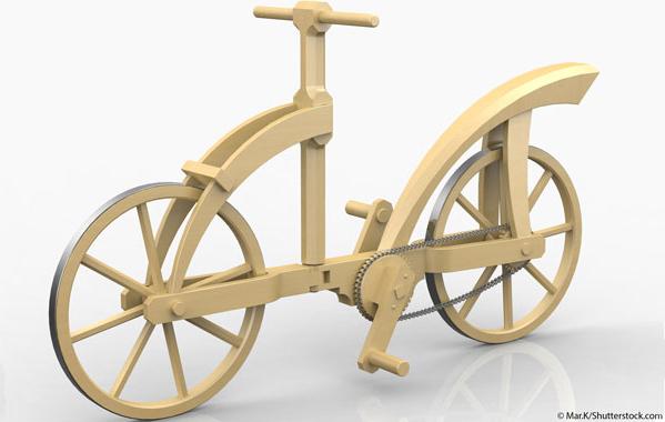 La Bicicletta Di Leonardo Adesso Online